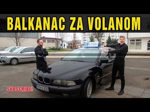 BALKANAC ZA VOLANOM !!