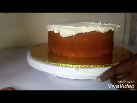 Download Sofia the first buttercream cake tutorial