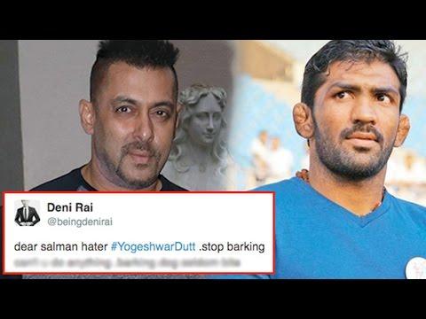 Shocking! Salman Khan Fans ATTACK Yogeshwar Dutt After Rio Olympics Loss