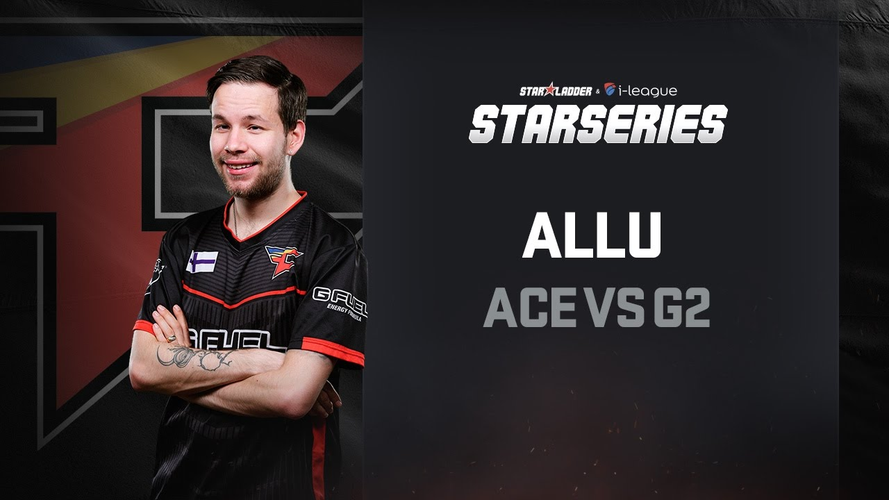 ACE by allu vs G2, SL i-League StarSeries Season 3 Finals Highlight, Quarter-final