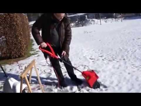 Снеговая лопата своими руками видео фото 832