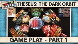 Theseus: The Dark Orbit - Gameplay 01
