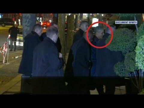 Barack Obama est arrivé vendredi soir à Paris