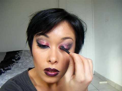 Halloween diablesse youtube - Maquillage diablesse halloween ...