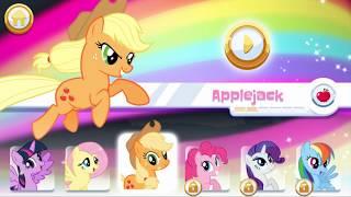 เกมม้าน้อยโพนี่ นักวิ่งสายรุ้ง My Little Pony Rainbow Runners | เกมสำหรับเด็ก ดูเพลินๆ