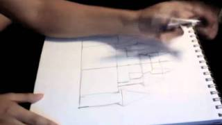 How to draw a Castle--Video Tutorial