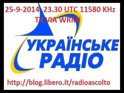 RADIO UKRAINE INTERNATIONAL 11580 KHz