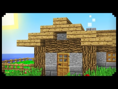 ✔ Minecraft: How to make a House