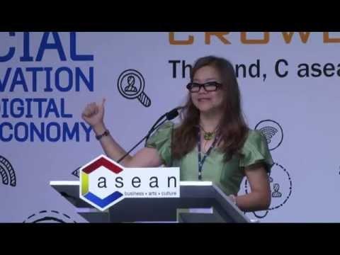16th July Part 2 : Crowdfunding Asia Thailand, C asean Summit 2015