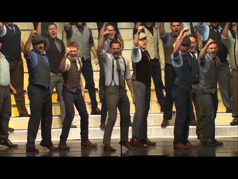 Westminster Chorus - Seize the Day [from Newsies] (2015 International Chorus Champion)