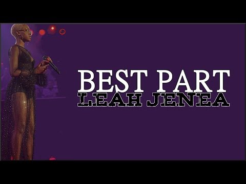 Daniel Caesar - Best Part (Leah Jenea cover   The Four S2E6)(Lyrics)