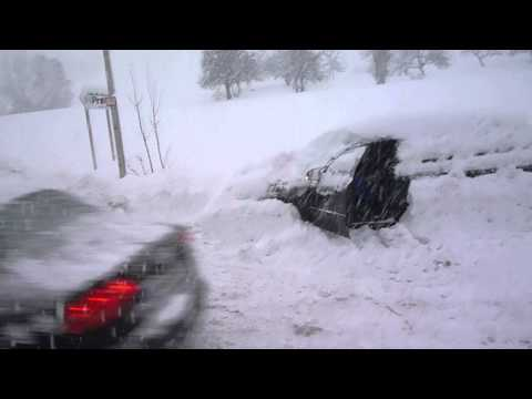 Subaru im Schnee kein Problem