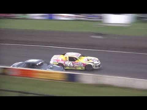 IMCA Stock Car Feature Benton County Speedway 5/12/19