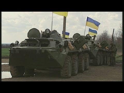 Ukraine 'on the brink'