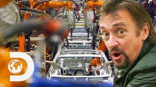 Richard's Inside Look at the World's Largest Car Factory | Richard Hammond's Big