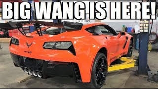 """Finally Found Out Why My ZR1 Was in """"Quality Control"""" for so Long!"""