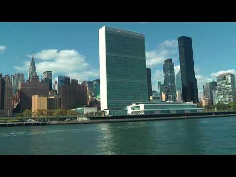 N. Lygeros - Roosevelt Island. New York. Video IV, 02/10/2017