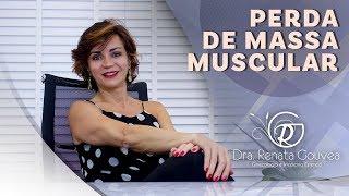 Perda de Massa Muscular  // Drª Renata Gouvea