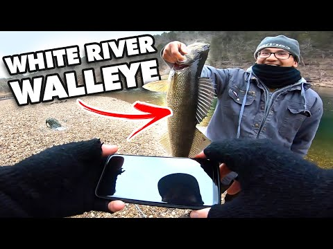 White River Arkansas Fishing (Ultralight Fishing)