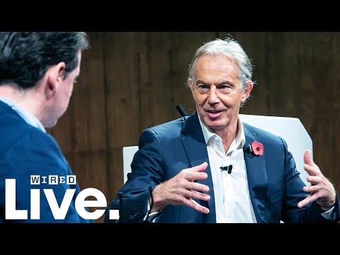 Tony Blair: How Politics Can Properly Regulate Big Technology Firms