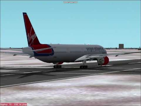 Fs2002 virgin atlantic boeing 777 300 youtube publicscrutiny Image collections