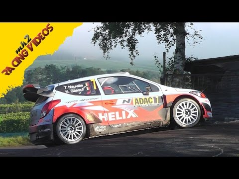 WRC Rally Germany 2014 Best Of Rallye Deutschland