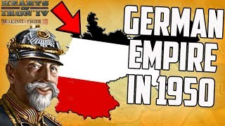 Wilhelm Returns! Central Powers in 1950 Hearts of Iron 4 HOI4 (Iron Curtain Mod)