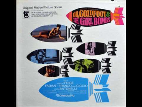 Download Dr Goldfoot & The Girl Bombs (1966) Complete OST
