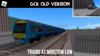 ROBLOX | Trains At Minstow Low (25/01/18)