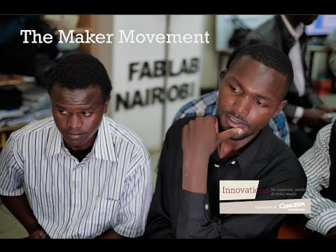 The Maker Movement: A Model for Innovative Partnerships