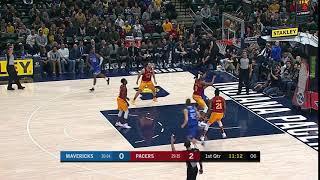 1st Quarter, One Box Video: Indiana Pacers vs. Dallas Mavericks