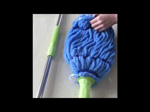 Twist Microfiber Mop Manufacturer Direct Factory In China