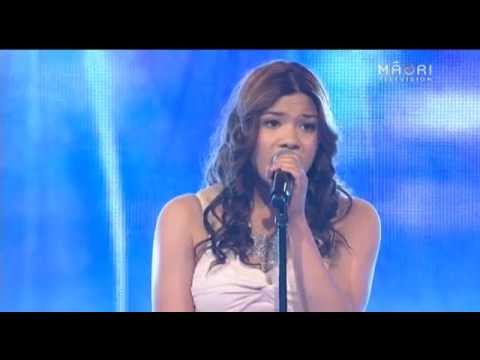 Homai Te Pakipaki Season 8: Grand Final Paki - Sianne Dougherty - All I Could Do Was Cry