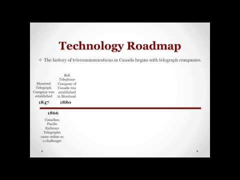 Mobile Communication - Telecommunications in Canada