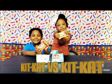 Download KIT-KAT VS KIT-KAT CANDY CHALLENGE