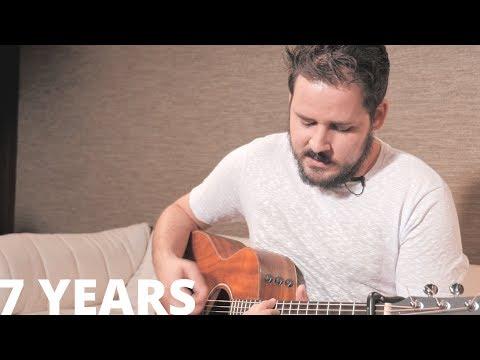 7 Years - Lukas Graham Jorge Carlota cover acústico Nossa Toca