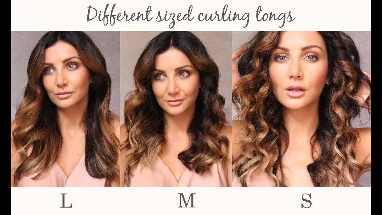 Which Type of Curling Iron Should You Really BeUsing