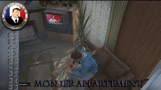 GTA 5 Online Multijoueur 1er Appartement 80 000$ Un Peu Bladard lol
