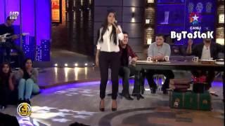 Ayda Mosharraf - Locked Out Of Heaven