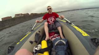 Go Pro : Sea Trials with Seahawk 3 Inflatable