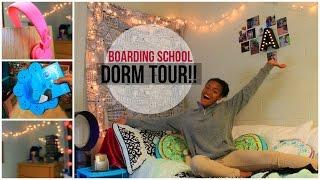 BOARDING SCHOOL DORM TOUR