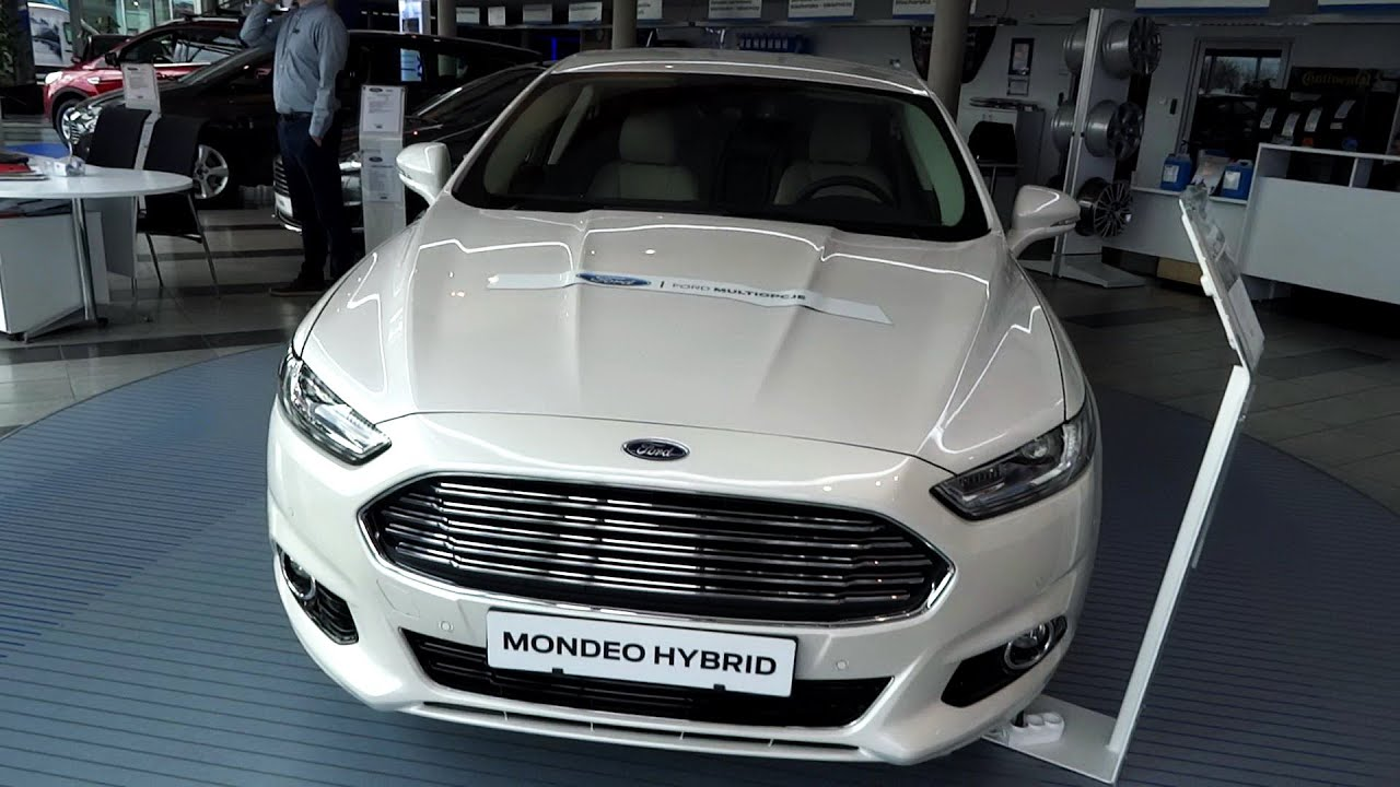 2015 2016 ford fusion mondeo mk v titanium 2 0 hybrid. Black Bedroom Furniture Sets. Home Design Ideas