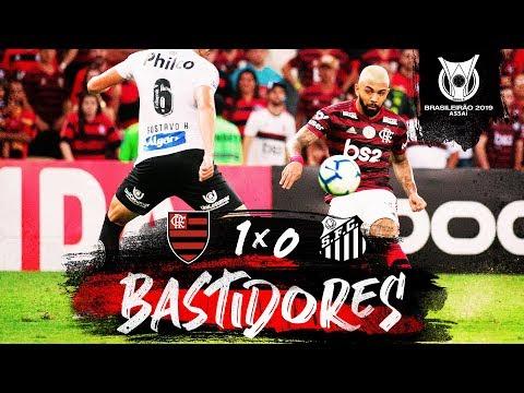 Flamengo 1x0 Santos
