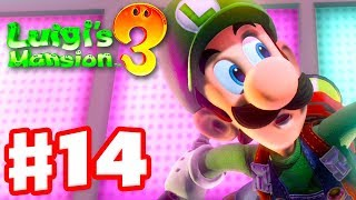 Luigi's Mansion 3 - Gameplay Walkthrough Part 14 - Dance Hall! (Nintendo Switch)