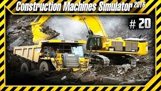 Construction Machines Simulator 2016 - Fechando o Jogo Hoje em Live