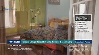 Florida | Vacation Rentals | Harbour Village Resort Lifestyle | Ponce Inlet