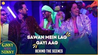 Sawan Mein Lag Gayi Aag - Behind the scenes | Yami & Vikrant | Mika Singh | Badshah | Neha Kakkar