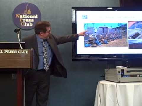 Space Solar Power Press Conference September 12, 2008 (71 Minutes)