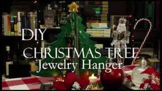 DIY Christmas Tree Jewelry Hanger | Martinuzzi Accessories Thumbnail