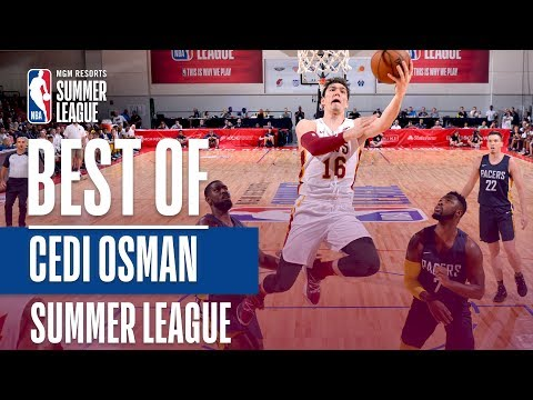 Best of Cedi Osman | 2018 MGM Resorts Summer League